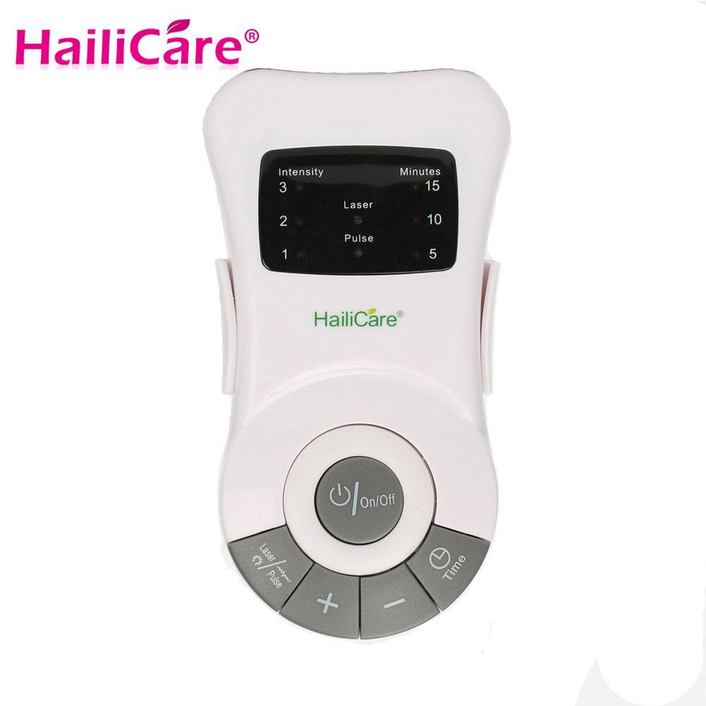 Hailicare Anti-allergie Laser basse fréquence traitement de rhinite allergique appareil Anti-ronflement thérapie soins de santé masseur