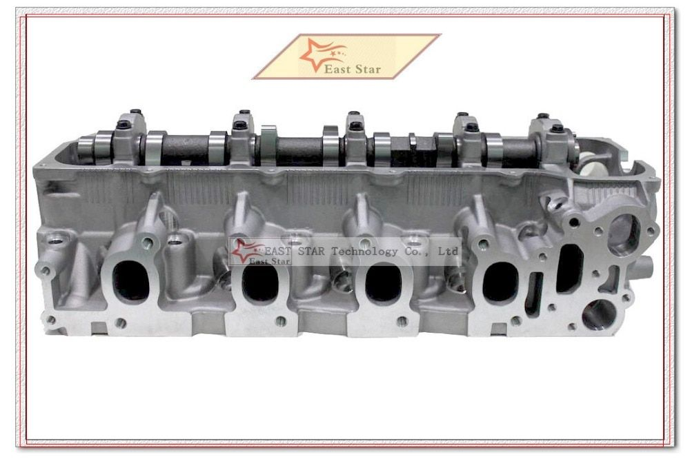 1RZ 1RZ-E Komplette Zylinderkopfeinheit KPL 11101-75011 11101-75012 Für TOYOTA Hiace 1998cc 2.0L SOHC 8 v 1989-1110175012
