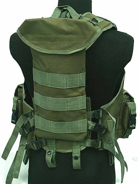 US Navy Seal tactical sports vest CQB LBV Modular Tactical Assault Vest OD CB BK CAMO WOODLAND