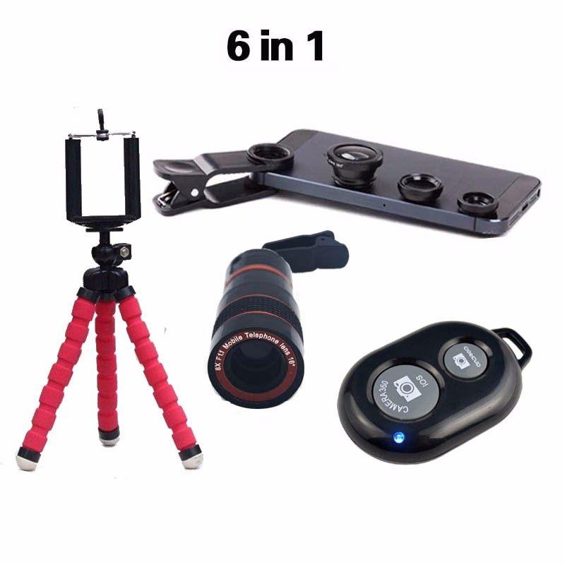 2016-New-6in1-8x-Zoom-Telephoto-Camera-Lens-Telescope-Flexible-Mini-Tripod-Phone-3in1-Lens-with