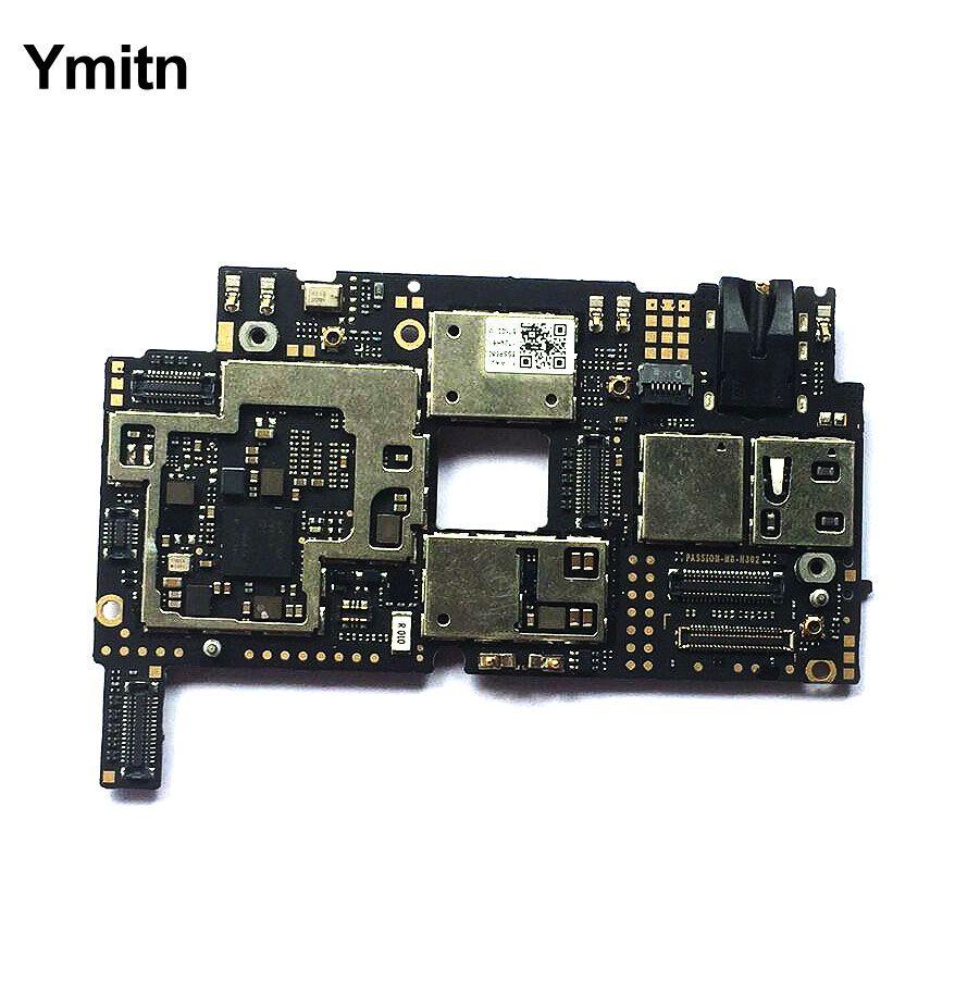 Ymitn Mobile Elektronische panel mainboard Motherboard Schaltungen Flex Kabel Für Lenovo VIBE P1 C72/C58 P1a42 P1c72 P1c58 (2 + 32 GB)