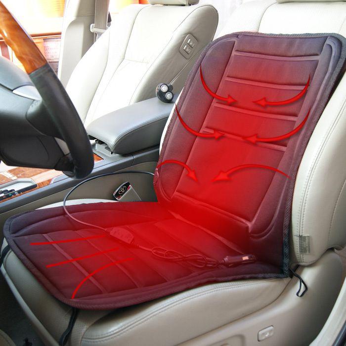 Лидер продаж с подогревом сиденья автомобиля 12 В с подогревом подушки автомобиля один подушки сиденья с подогревом pad зимой автомобиля