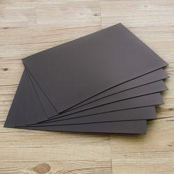 1 шт. Мягкие Резиновые магнитный лист доска 0,5 мм для рекламы выставки Spellbinder умирает/корабль прочные тонкий и гибкий 297x210 мм
