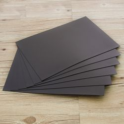 1pc soft rubber Magnetic Sheet board 0.5mm For Advertising exhibition Spellbinder Dies/Craft Strong Thin And Flexible 297x210mm