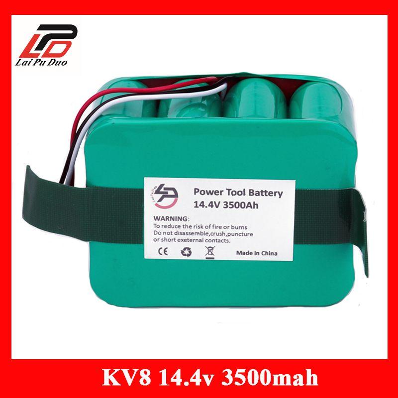 14.4V 3500mAh Ni-MH Vacuum Cleaner battery for KV8 Cleanna XR210 XR510 series XR210A XR210B XR210C XR510A XR510B XR510C XR510D