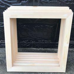 Diy Peinture Par Numéros encadrés combinaison cadre cadre en bois cadre photo encadrée 40x50 cm