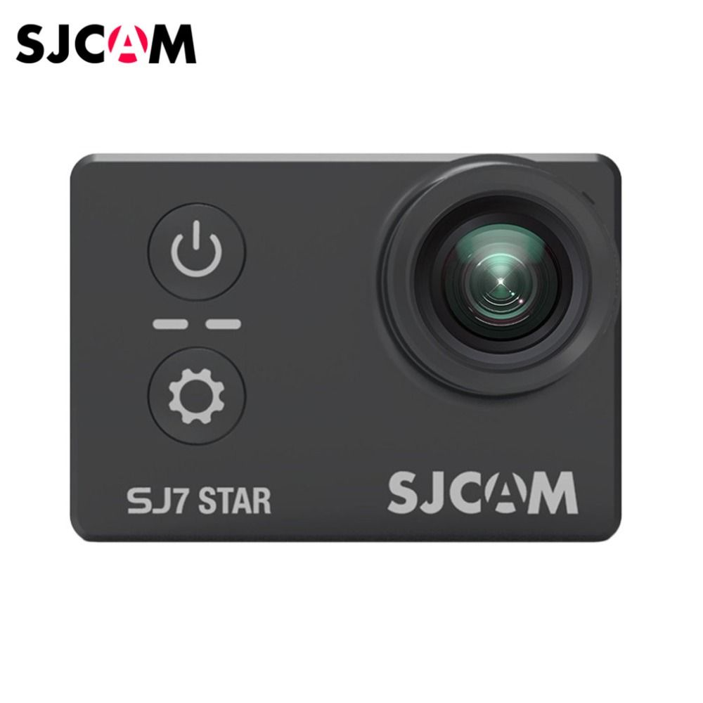 SJCAM SJ7 STAR Motion Camera Outdoor Waterproof DV normal camera Aerial Shooting Diving Anti-Shake Camera HD 4K