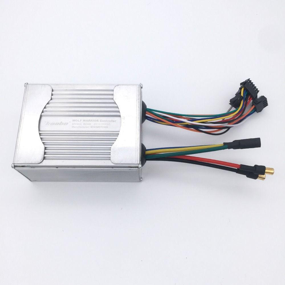 Hohe Version Controller für Wolf Krieger Elektrische Roller