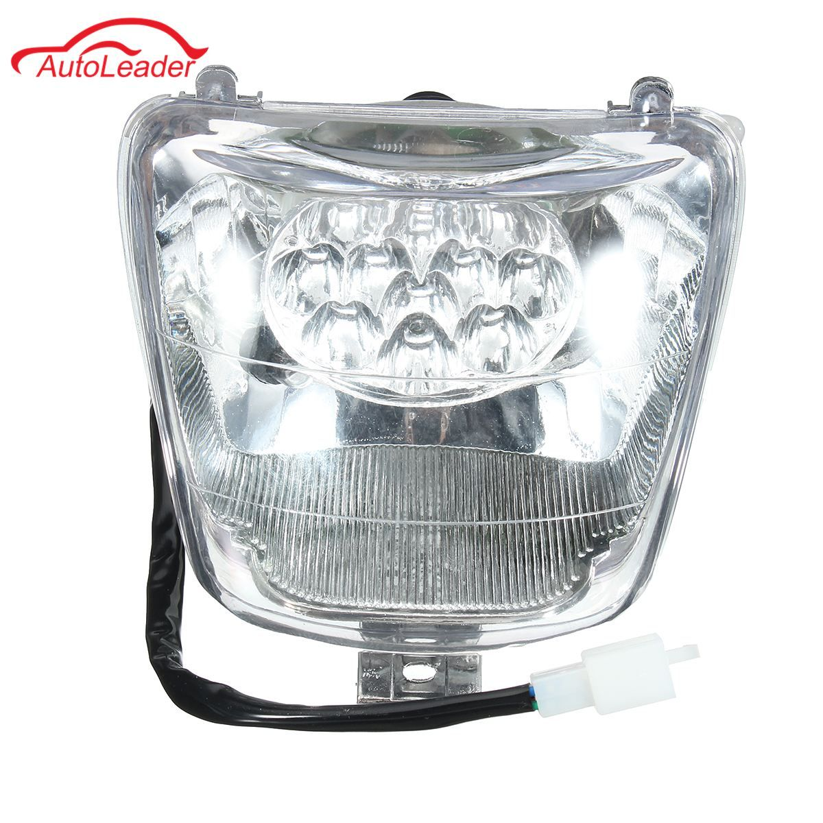 ATV Front Light Headlight For 50cc 70cc 90cc 110cc 125cc Mini ATV QUAD BIKE BUGGY