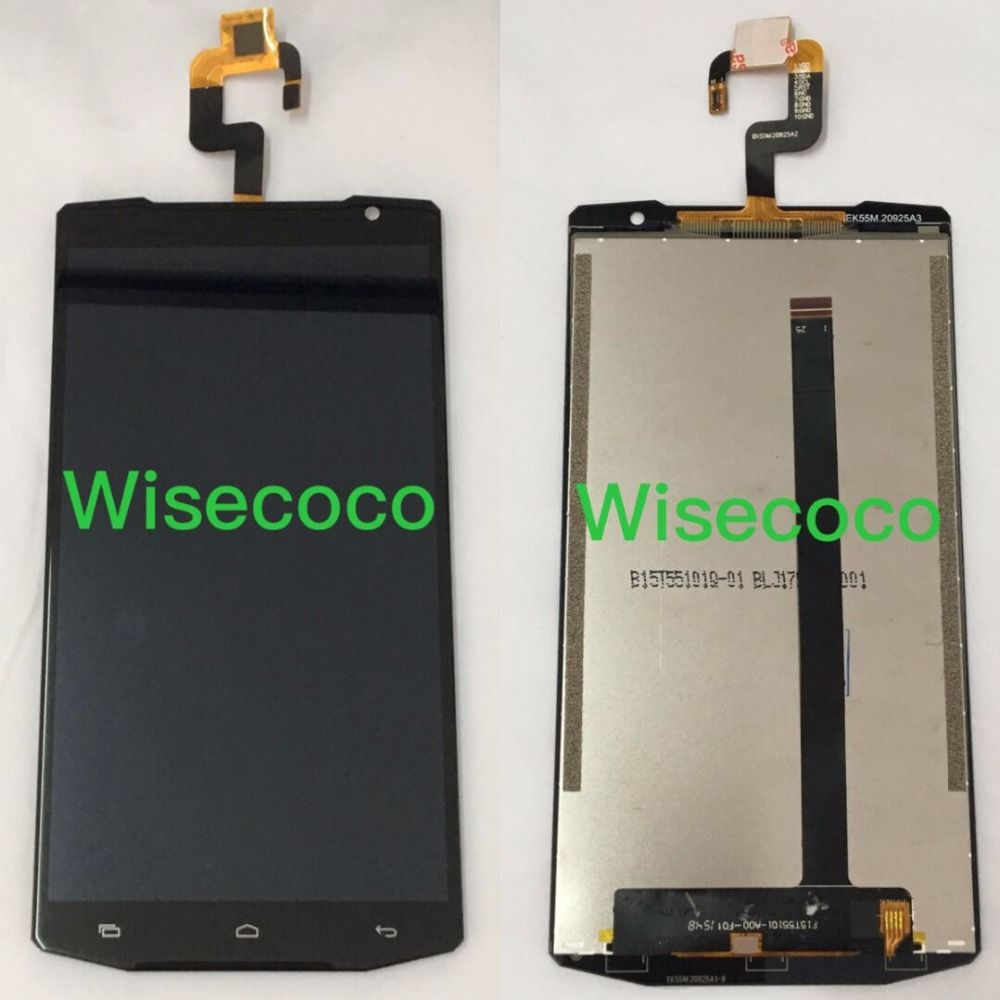 for Oukitel K10000 LCD Display+Touch Screen Digitizer Assembly Replacement For Oukitel K10000 Cell Phone