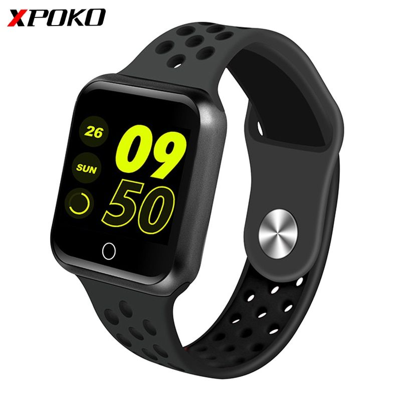 S226 Sports Smart Watch IP67 Waterproof Smartwatch With Heart Rate Monitor Fitness Bracelet Activity Tracker Support IOS Android
