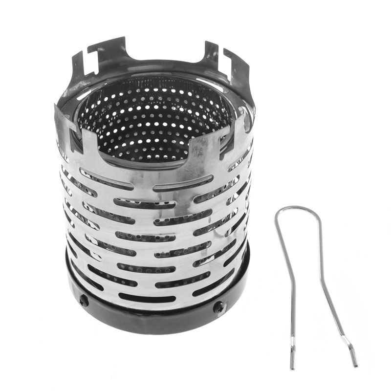 Mini Heater Outdoor Camping Equipment Warmer Heating Stove Tent Heating Cover  W15
