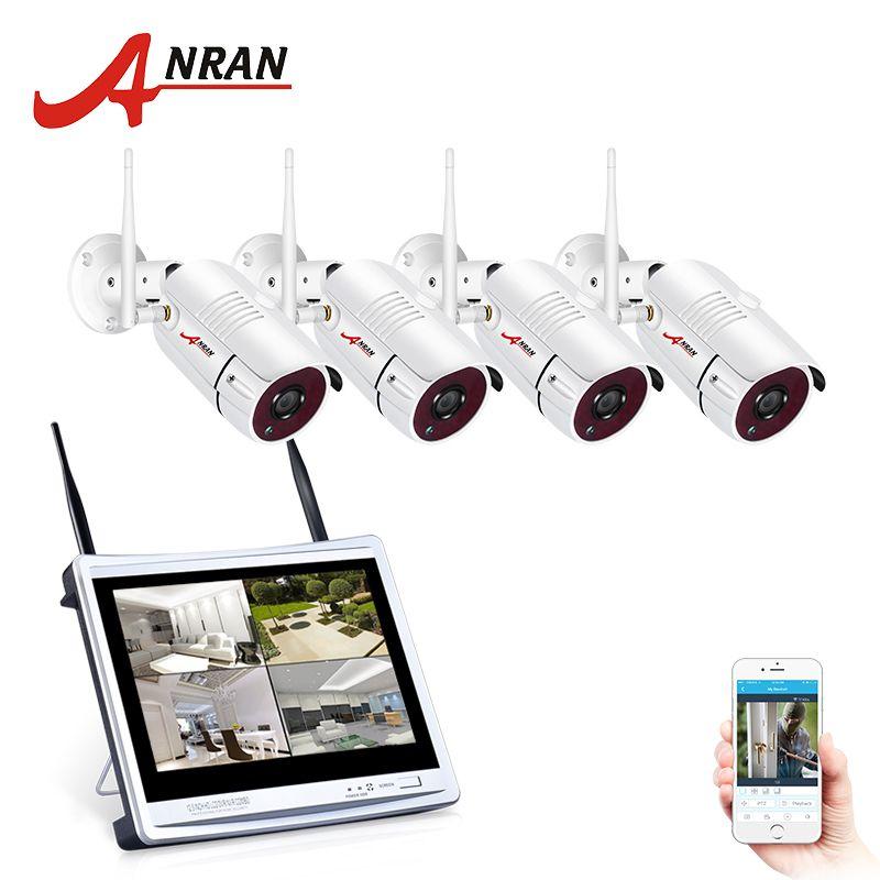 ANRAN 4CH Wifi CCTV System 12