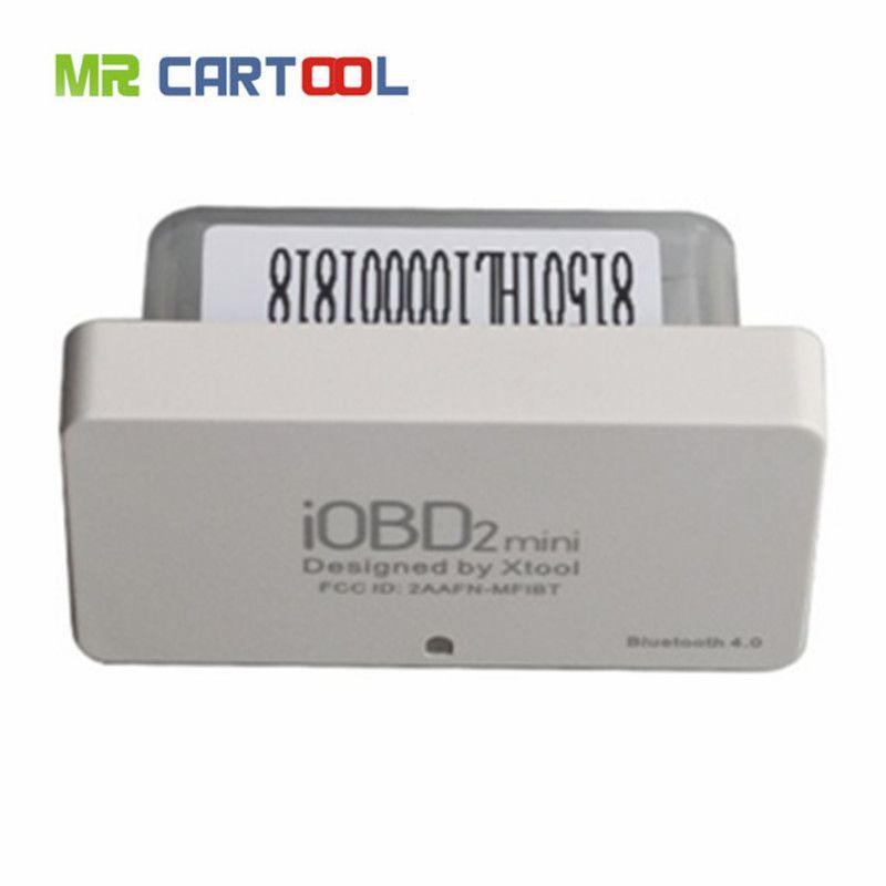 XTOOL OBD2 Super Mini ELM327 V1.5 Bluetooth OBD2 Car ELM 327 OBD Auto Diagnostic Tool Scanner Adapter Interface For Android iOS