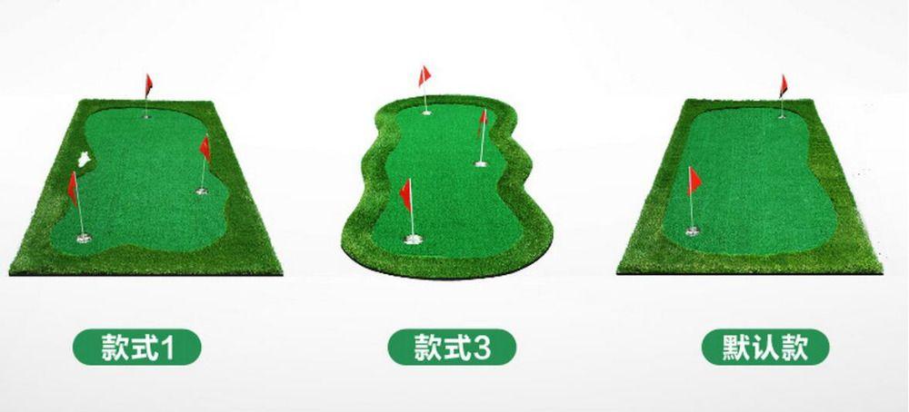 3 Mt x 1 Mt Standard Putting Green Golf Trainingshilfen Mini golf trainingsmatte Golf sport liefert