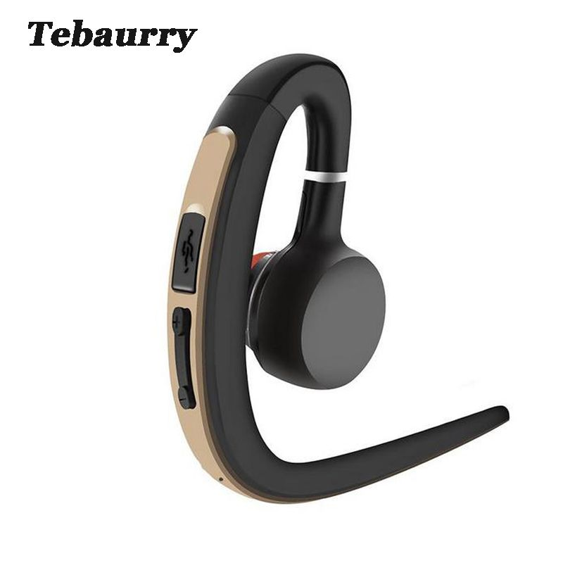 Tebaurry Bluetooth Earphone Sport Bluetooth Headset Wireless Music Earbuds <font><b>Handsfree</b></font> with Microphone Headphone for phone iphone