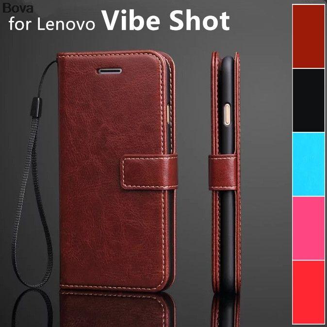 Lenovo Vibe Shot держатель для карт чехол для lenovo Vibe Shot Z90 5.0-inch кожаный чехол для телефона Ультратонкий чехол-книжка