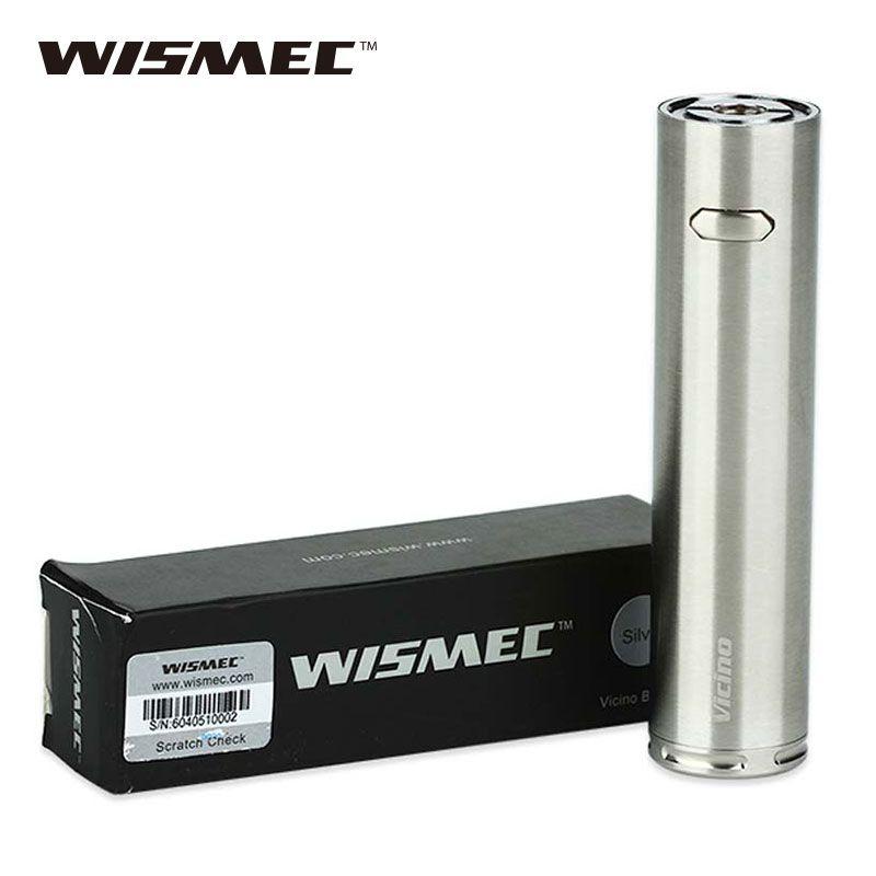 Original WISMEC Vicino Batterie Mod e-cigs fit für Vicino Zerstäuber von WISMEC Vicino Kit Dampf Mod No18650 Batterie vs Ijust s