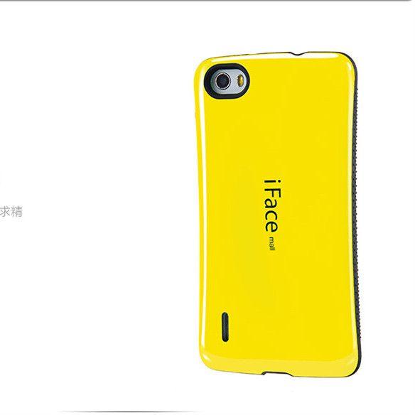 Dropproof Cas pour Huawei Honneur 6 Cas Antichoc Pour Huawei Honneur 6 Anti-Frapper Shell de couleur de sucrerie