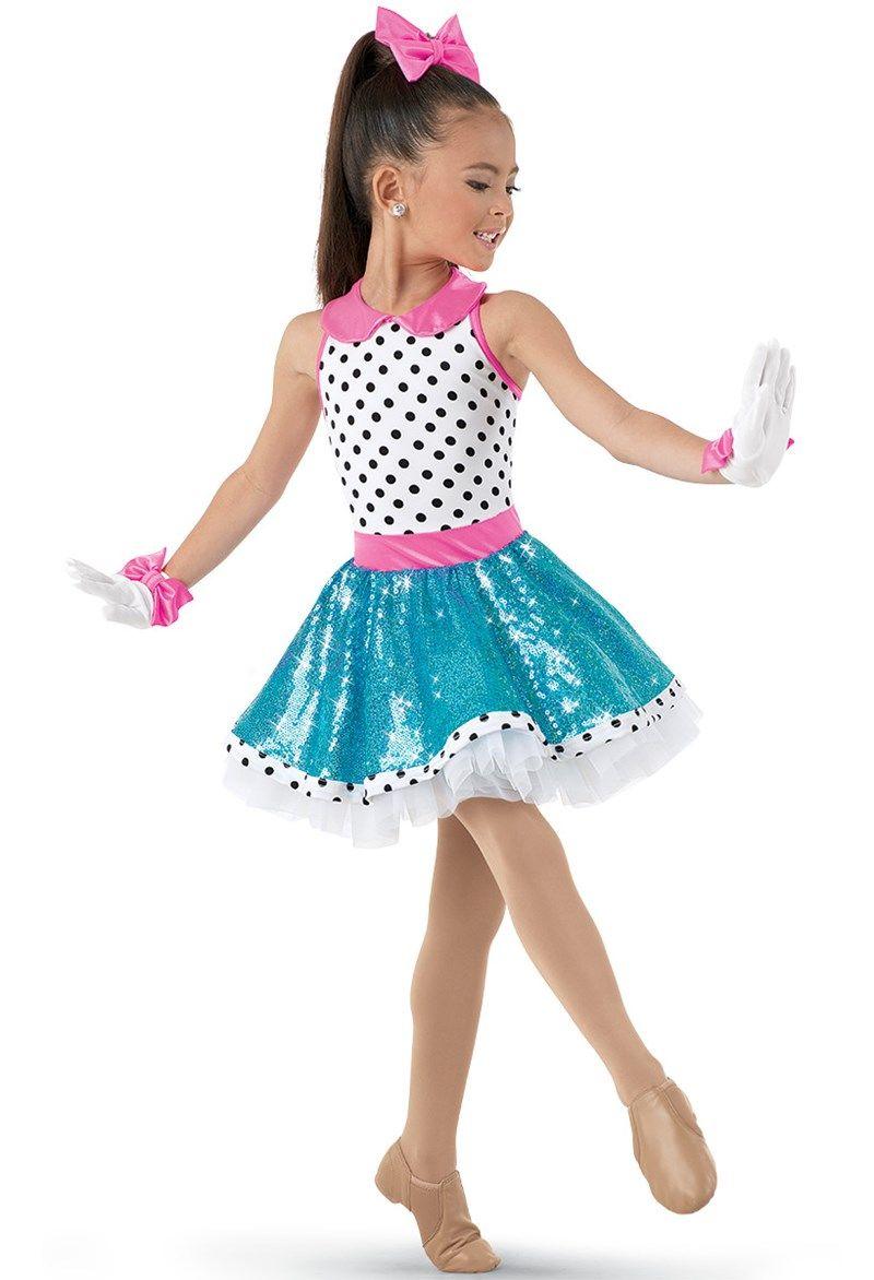 Blanc Animé Polka Dot pour Toute Performance Ballet Robe pour Enfants Filles Ballet Professionnel Tutus Femmes Costumes de Scène