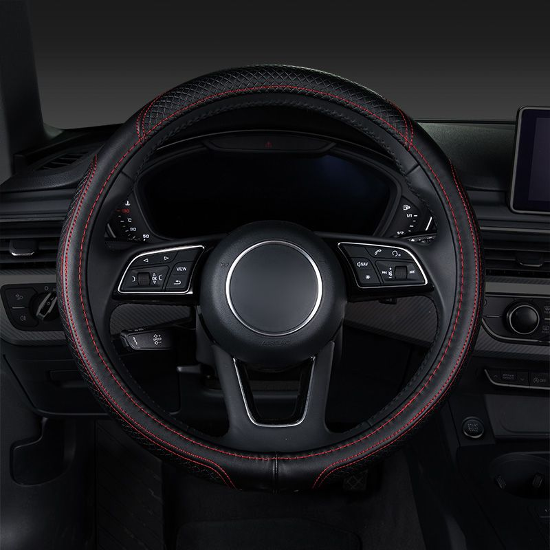 Car steering wheel cover,auto accessories for great wall haval h2 haval h5 h6 h9 h3 m4 safe