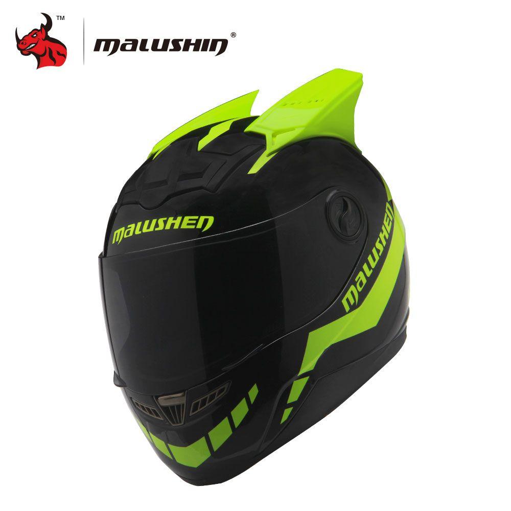 MALUSHUN Unisex Motorrad Helm Flip Up Helm Open Gesicht Moto Motocross Helm Capacetes De Motociclista Neuheit Casque Moto