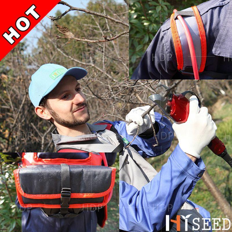CE zertifikat 8-12 arbeits stunden obstgarten und garten elektrische beschneiden schere