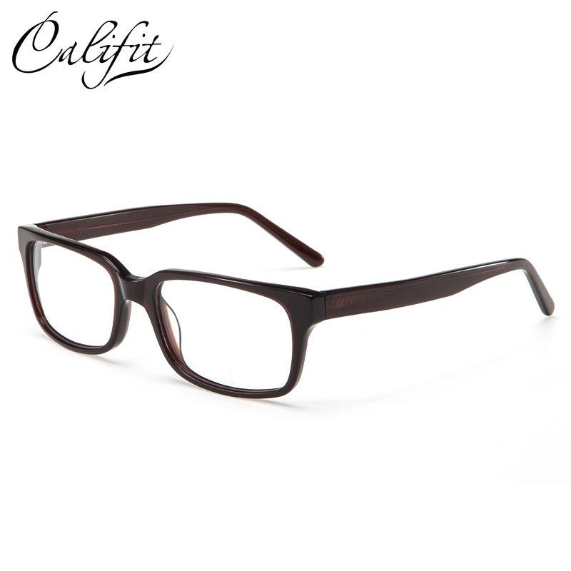 Califit ретро очки Для женщин компьютер Очки Для мужчин оптический индивидуальные объектив Vantage очки астигматизм Очки