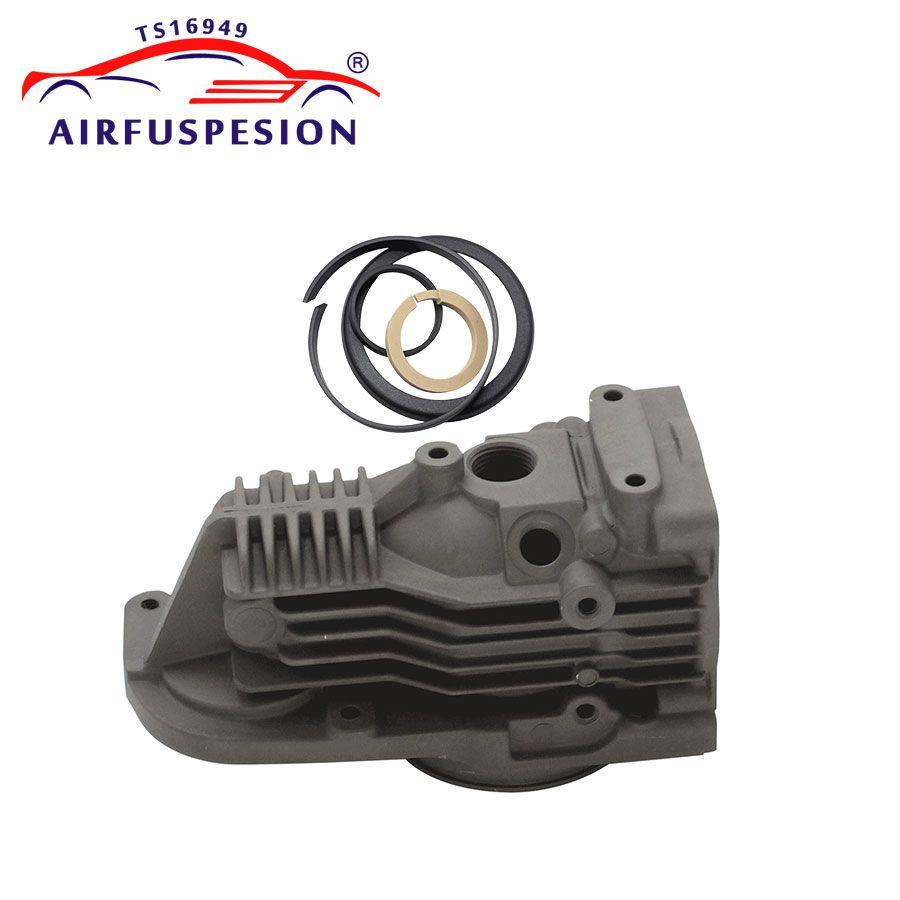 For Mercedes W164 W221 W251 W166 Air Compressor Pump Cylinder Head Piston Ring repair kit 1643201204 2213201604 1643200204