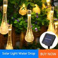 solar strings lamp