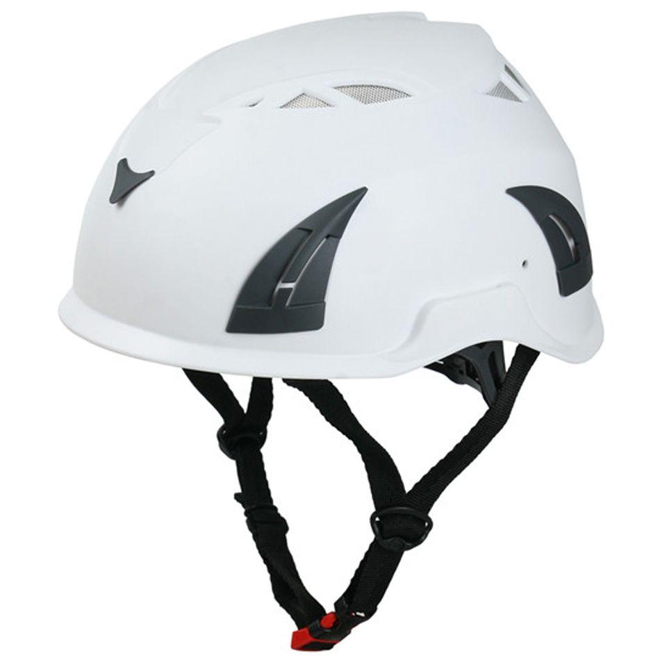 Bergsteigen Helm Integral geformten Klettern Helm CE Zertifizierung Material ABS + EPS