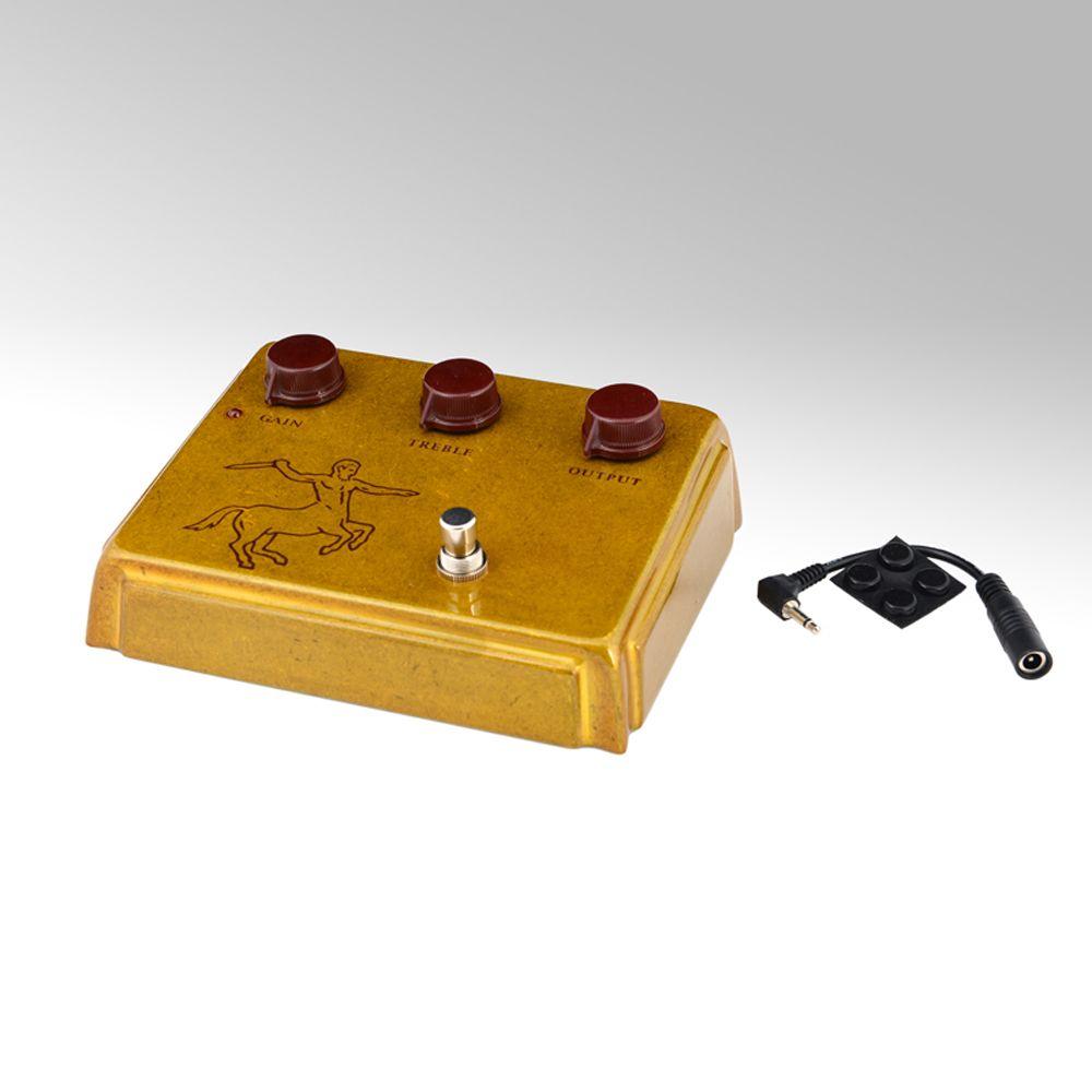 Klon Centaur Golden Professional Overdrive Guitar Effect Pedal FREE SHIPING