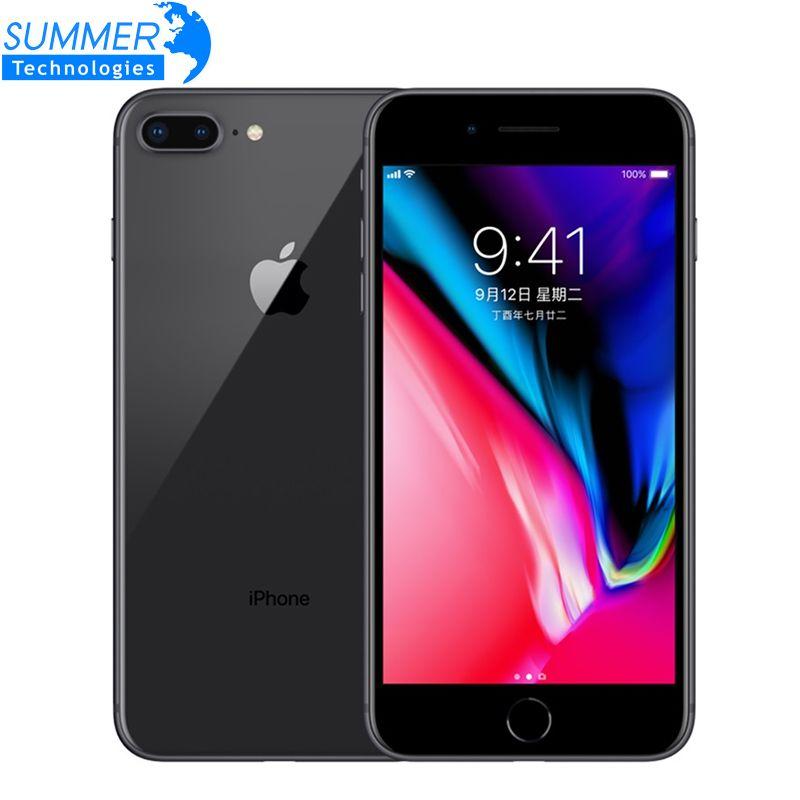 Original Entsperrt Apple iPhone 8 Plus LTE Handy 3 gb RAM Hexa Core 12.0MP 5,5