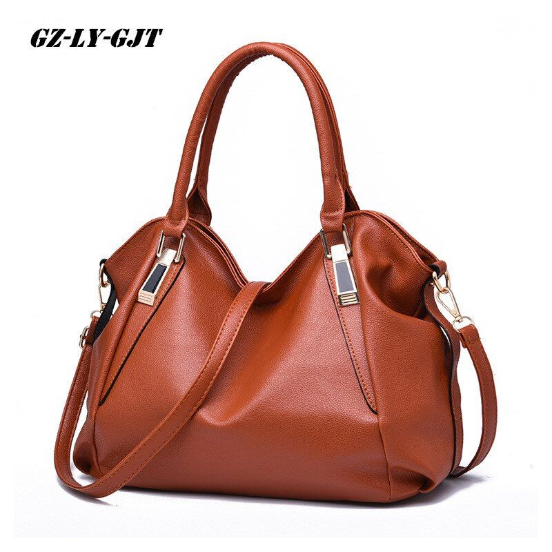 GZ-LY-gjt 9 Цвет модельер Для женщин сумки женские PU кожаная сумка женские офисные Портативный сумка женская вместительные сумки bagtotes