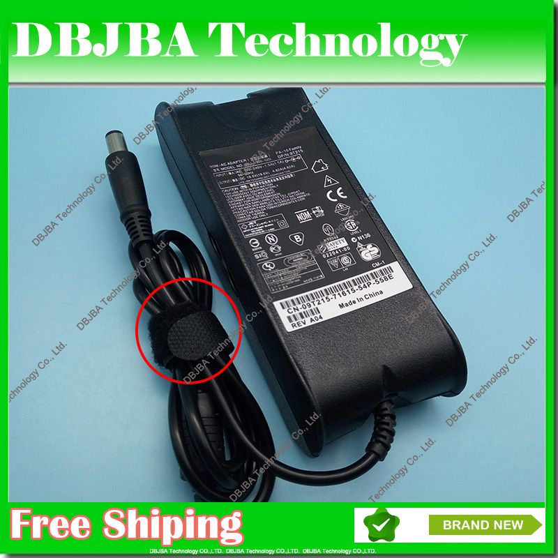 Top Quality Charger PA-10 for DELL Vostro 1400 1500 1510 1520 2510 1710 1720 1700 A840 A860 V13 Series 19.5V 4.62A 90W