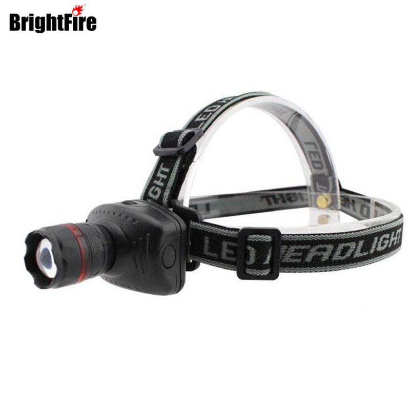 Супер Яркий Мини светодиодный налобный фонарь 3 Режим энергосбережения открытый головной свет спортивный кемпинг Рыбалка Фара