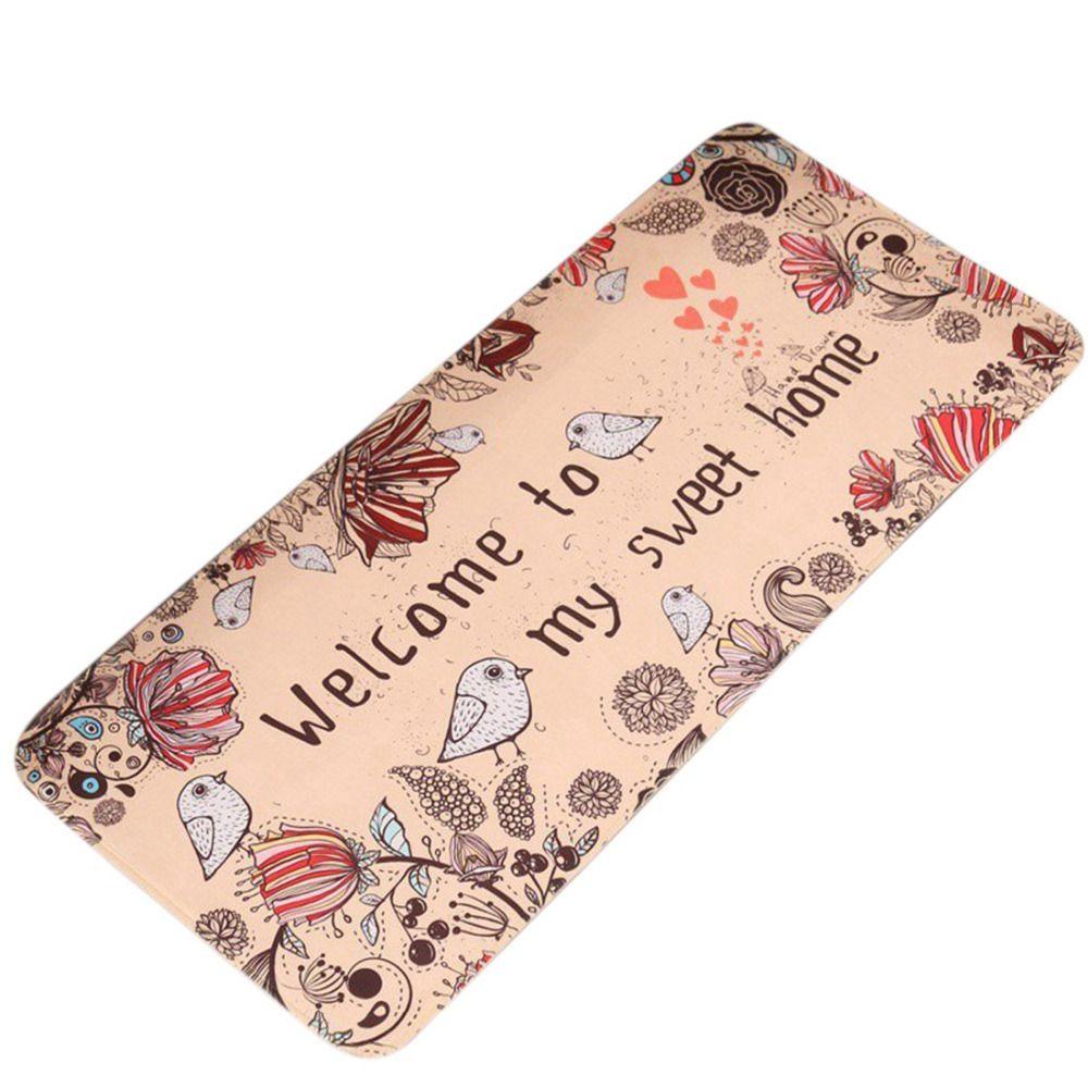 Tapis tapis pour salon cuisine tapis paillasson couloir bienvenue tapis de sol tapis de porte tapis de cuisine antidérapant tapis imprimé tapis