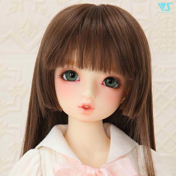 FREE SHIPPING!FREE makeup&eyes! top quality 1/4 bjd female girl doll volks mako prince SDM body joint art manikin model kids toy
