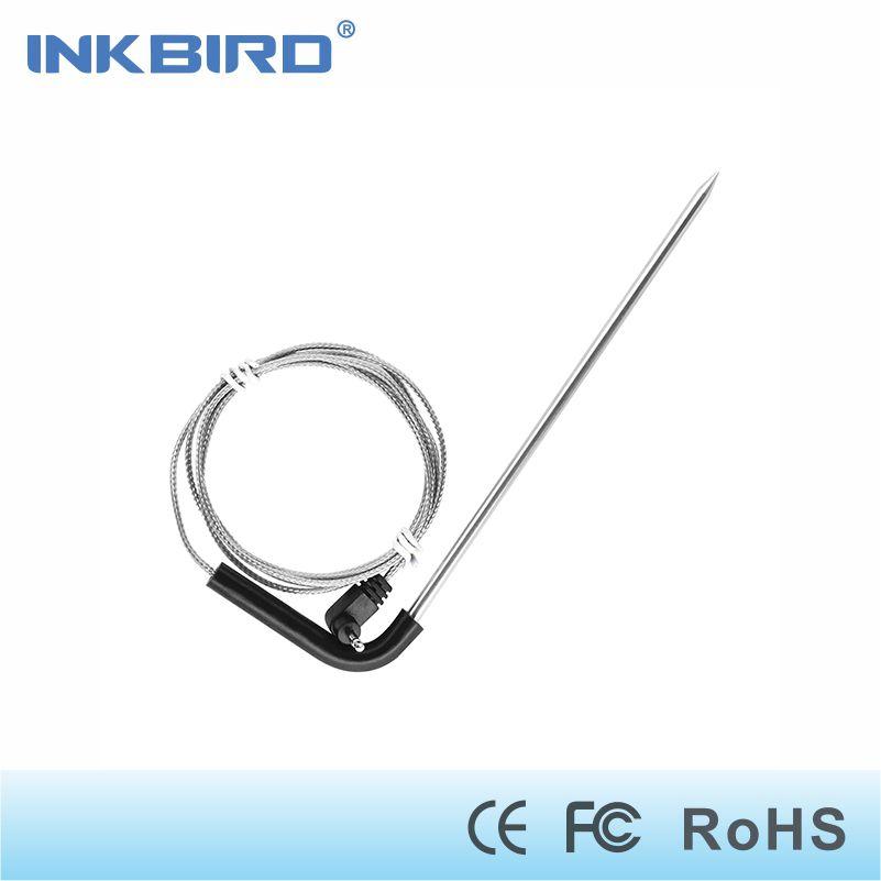 Inkbird nourriture cuisson four viande Grill BBQ acier inoxydable sonde pour BBQ sans fil thermomètre IBT-2X
