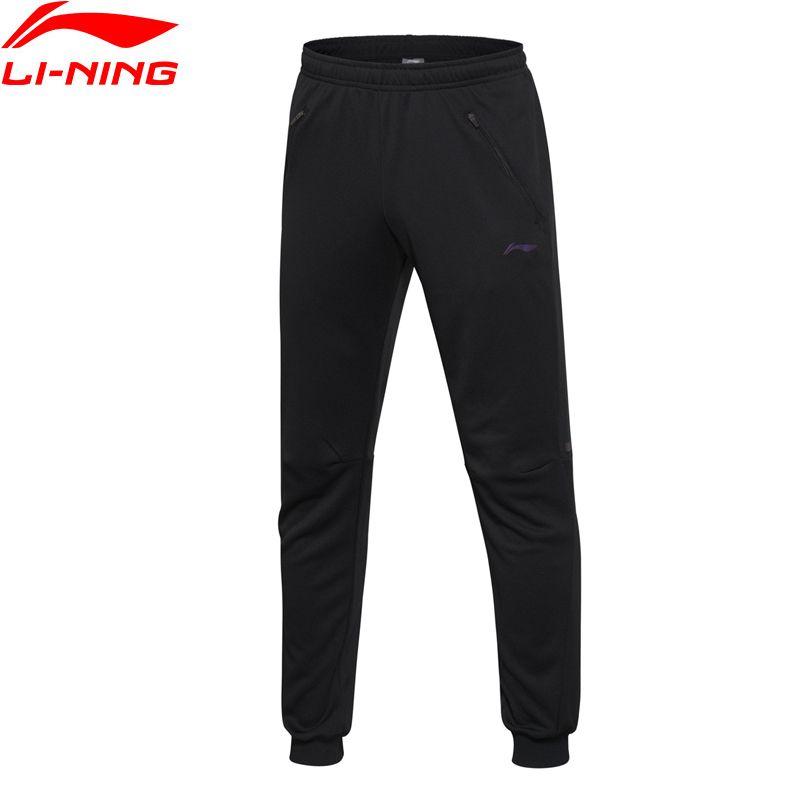 Li-Ning Men's Running Pants Regular Fit AT DRY Comfort LiNing Sports Pants Trousers AKYM013 MKY285