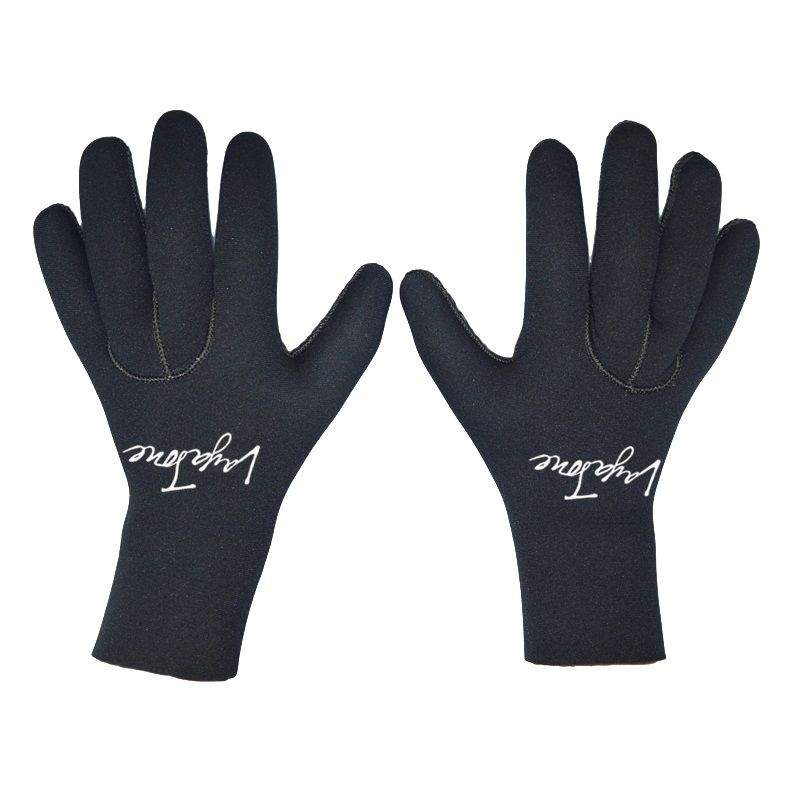 5mm neoprene caiaque glove pesca diving swimming gloves equipment gear paddles neopreno men for spearfishing underwater hunting