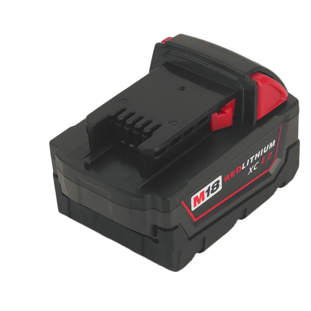 Over Charge Protective 18V 4000MAH High Capacity Power Tool Battery Rechargeable Battery Suitable For Milwaukee M18