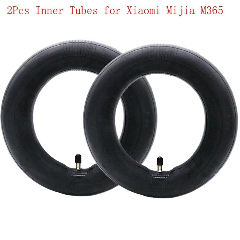 2PCS Inner Tubes Pneumatic Tires for Xiaomi Mijia M365 <font><b>Electric</b></font> Scooter 8 1/2x2 Upgraded Version Durable Thick Wheel Tyres