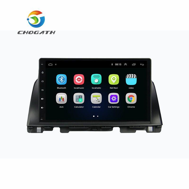 ChoGath Android 8.1 auto GPS für KIA optima k5 2016 2017 radio gps wifi unterstützung zenit rad mit reverse kamera