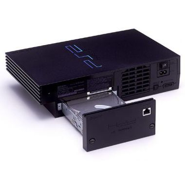 GameStar network adapter for PS2 with 1 TB SATA HARD DISK INSTALLED 200 games + 8MB Free Boot Memory Card for PS2