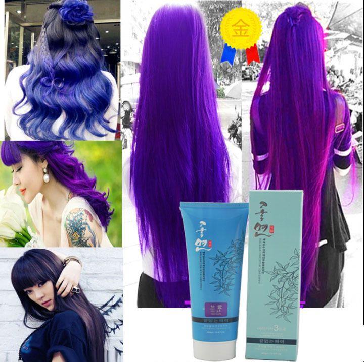 Цвет волос жемчужина кислой волос Мел фиолетовый Уход крем мелки для волос разноцветный краска для волос