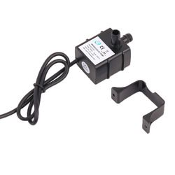 Durable Quality 240L/H DC 12V 2 Phase CPU Cooling Car Brushless Water Pump Waterproof C1 Drop Shipping Hot Worldwide Store