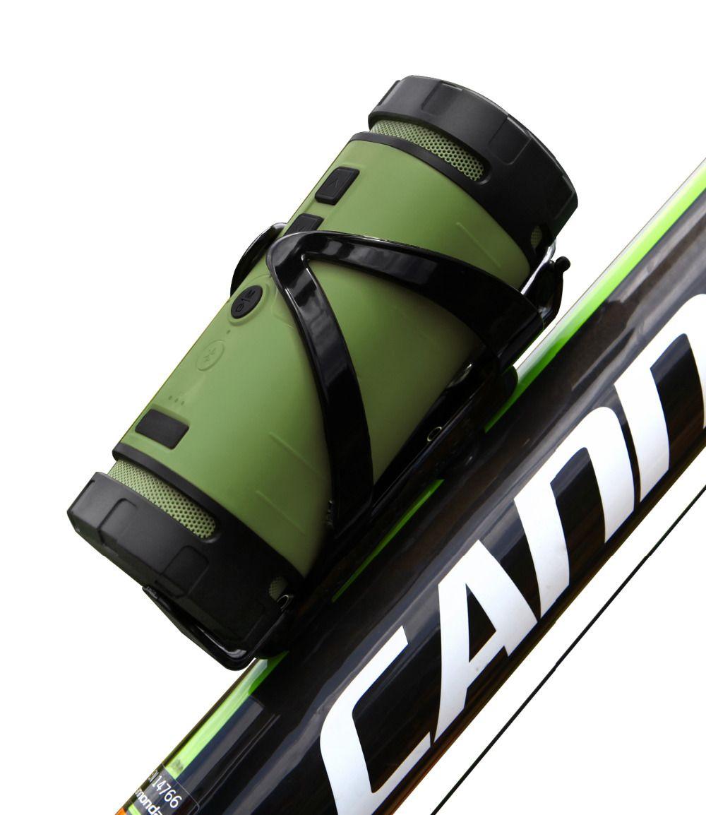 Me voir ici BV350 Sans Fil Bluetooth Mini Tour/Vélo/Vélo Haut-Parleur 360 Degrés Effet Sonore pour Randonnée En Plein Air appariement iphone