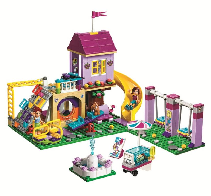 Bela Building Blocks 10774 Compatible Legoings Friends Heartlake Lighthouse 41325 Model Toys for Children