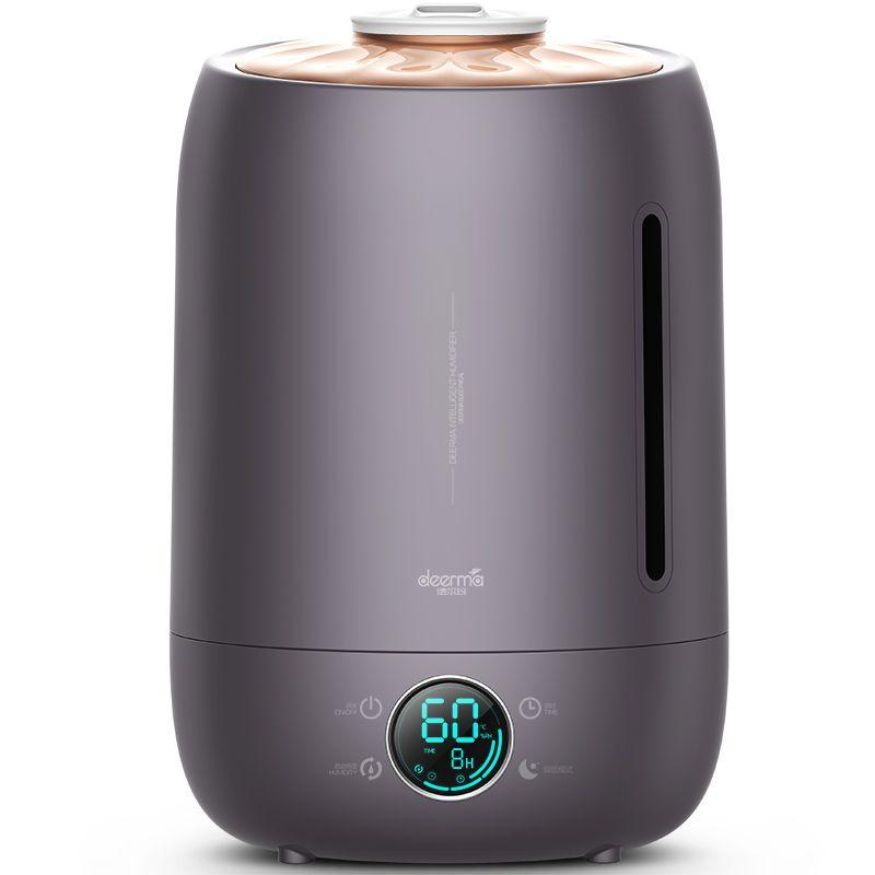 5L LED intelligente timing Aromatherapie air diffusor 3 block luftbefeuchter Haushalt Intelligente luftbefeuchter